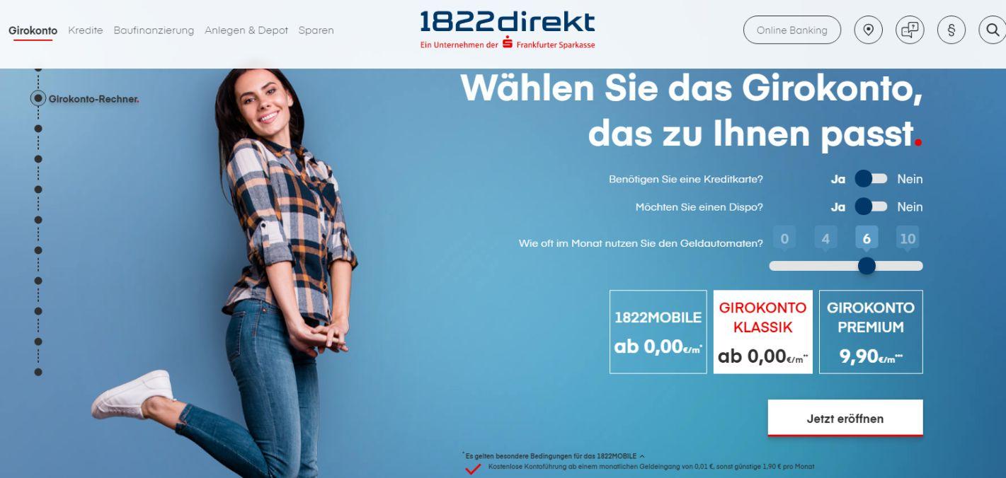 1822 Direktbank