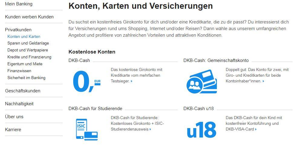 DKB Direktbank