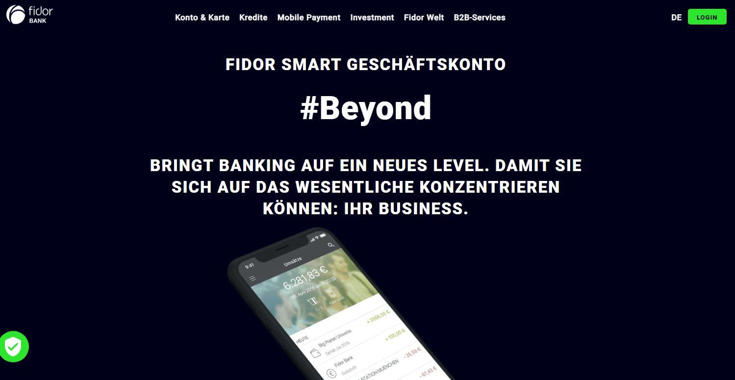 Fidor Smart